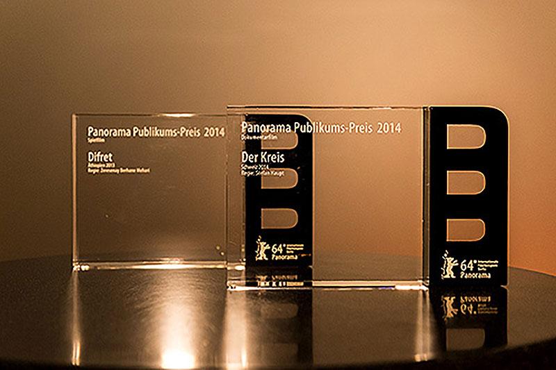 Panorama Publikums Preis 2016 Berlinale