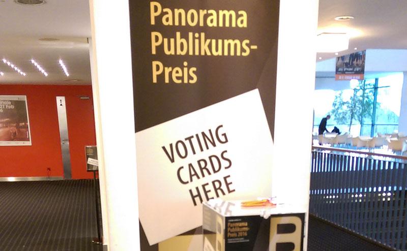 Panorama Publikums-Preis Berlinale 2017