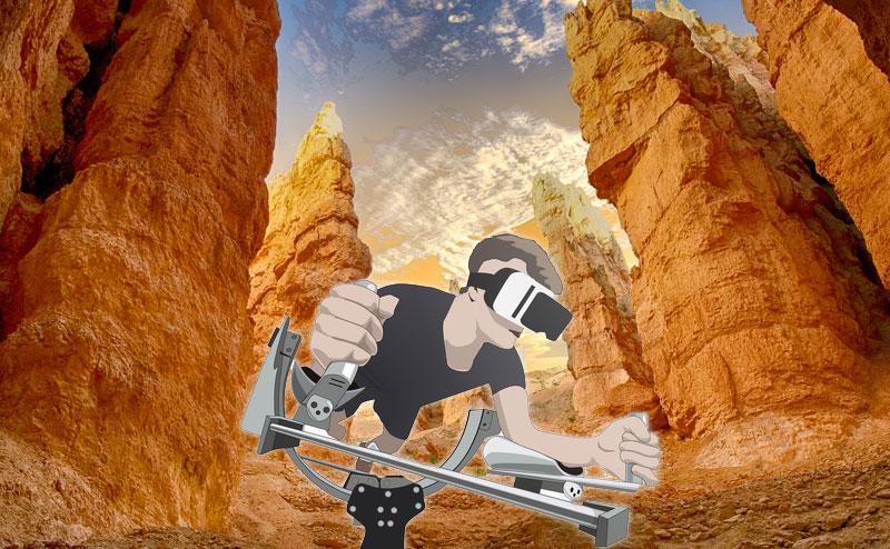 Icaros VR Fly High