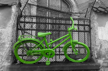 Green Illusion Transport